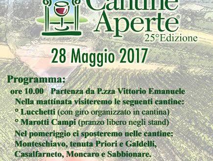 Viaggiando per Cantine! #cantineaperte2017